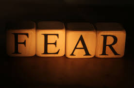 Fear makes cowards of us all